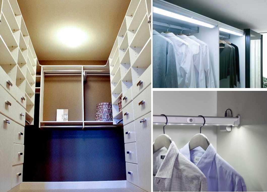Как сделать вентиляцию в гардеробной