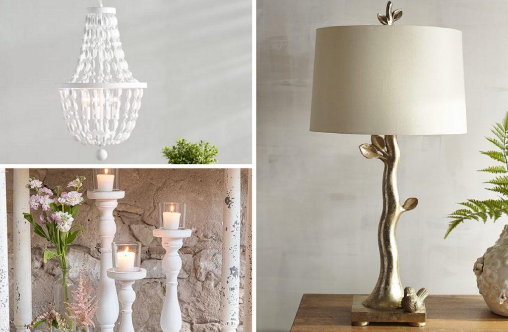 Как использовать в интерьере старые вазы и светильники
