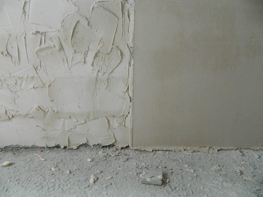 Методы выравнивания стен в новом доме
