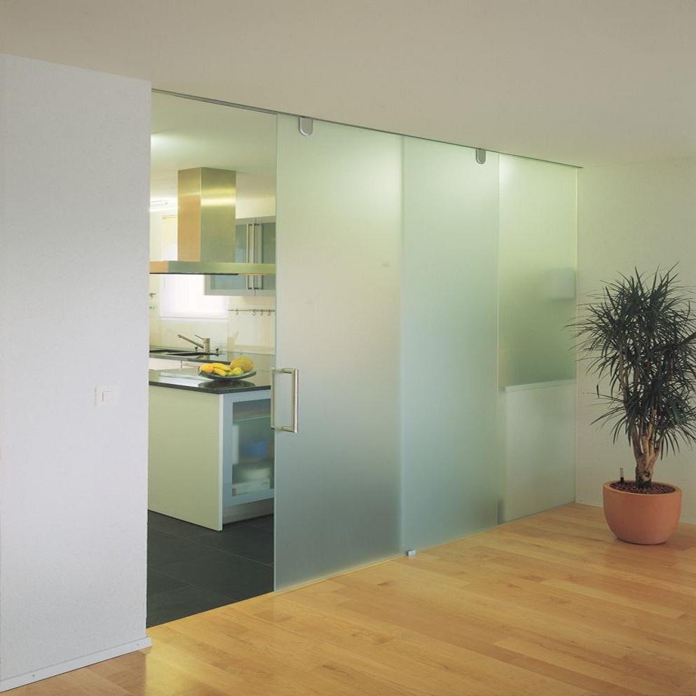 Как выбрать стеклянные межкомнатные двери