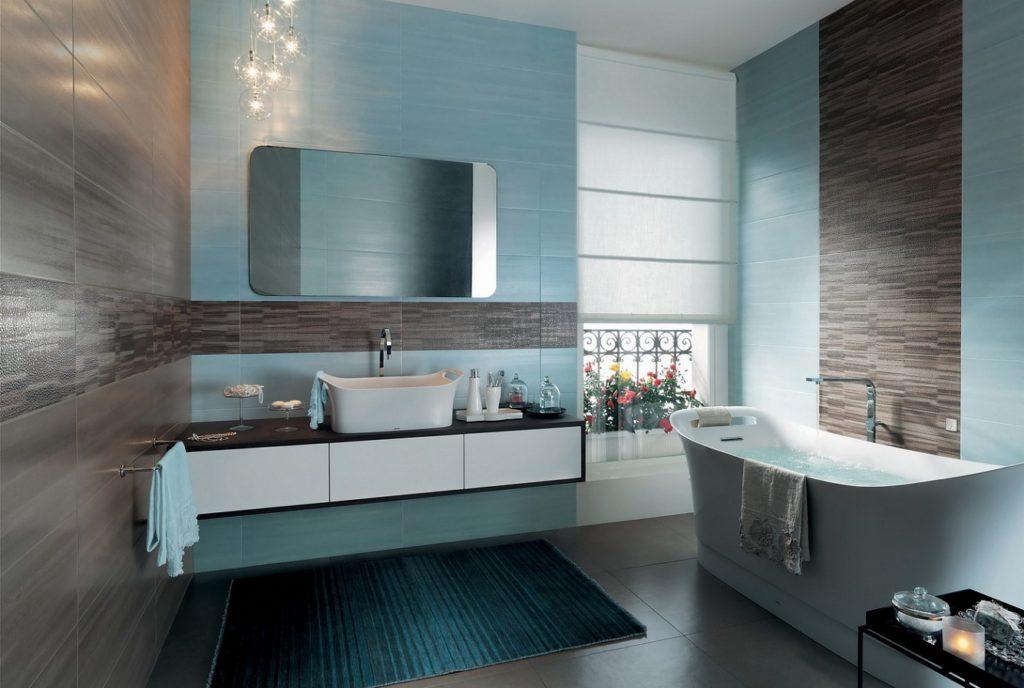 FAR CERAMICHE: плитка для ванн и кухни
