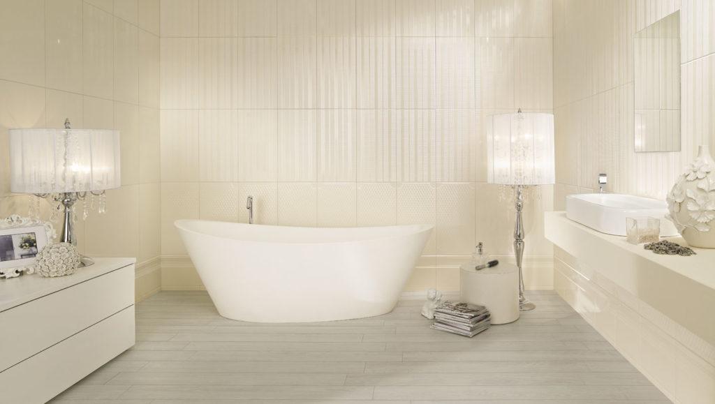Выбор плитки для ванной комнаты и советы по укладке