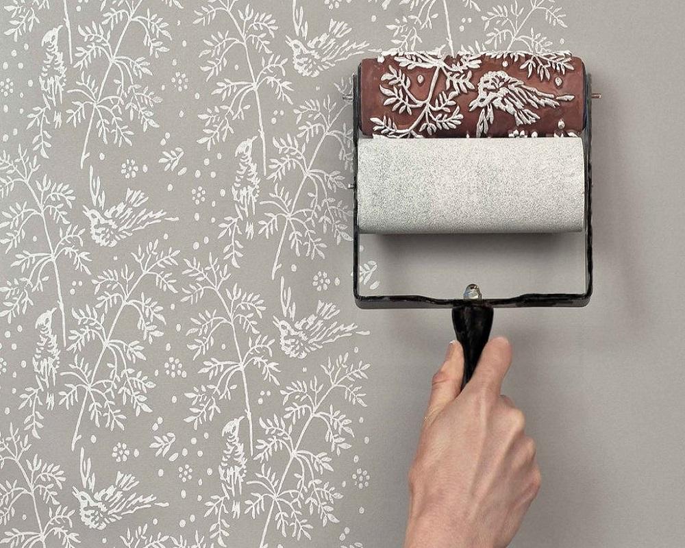 Как оформить стены декоративной штукатуркой