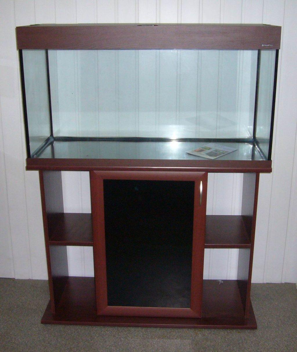 аквариум-ширма