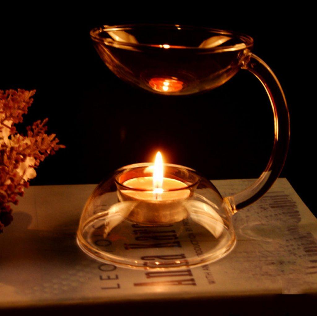 Чайная свечка в гильзе