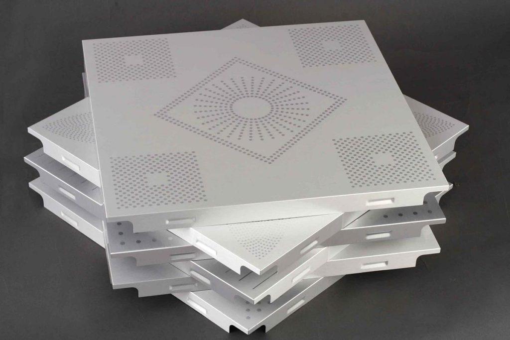 Экструдированный отделочный материал