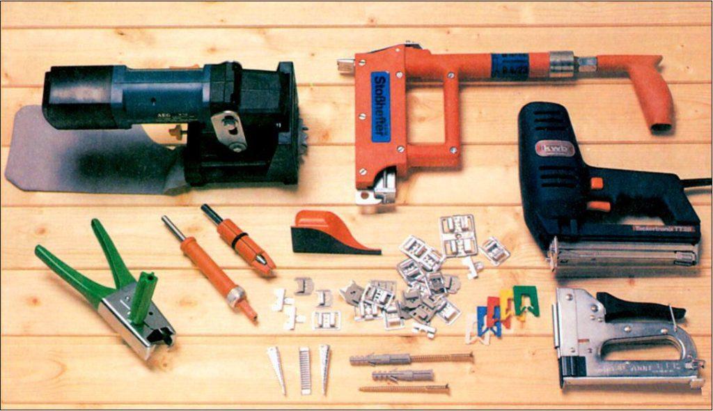 Инструменты для обшивки стен вагонкой