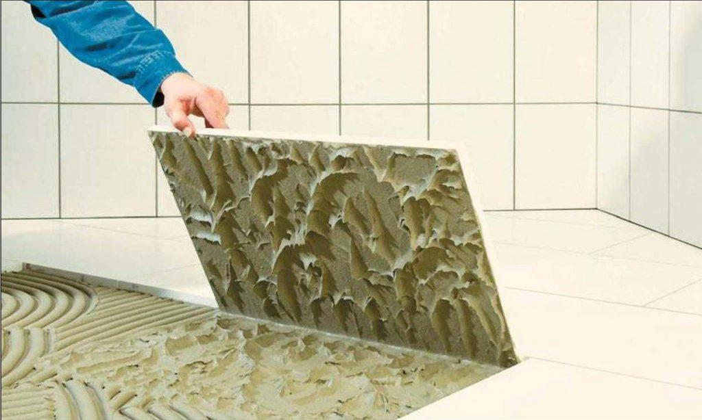 Цементный состав для плитки