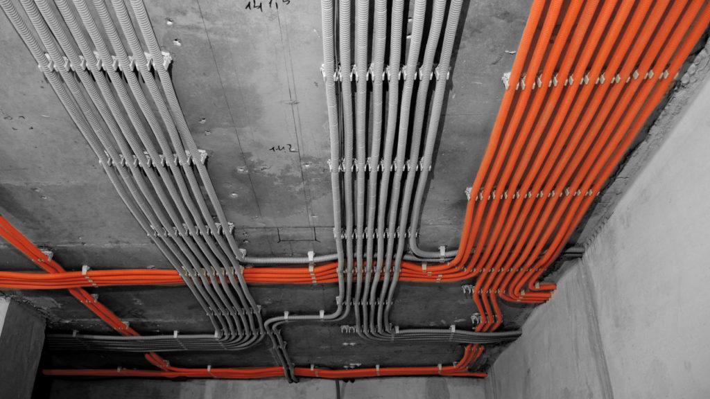 Изоляция кабелей электропроводки