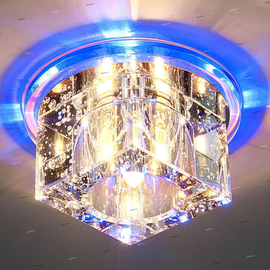 Штробы для светильников